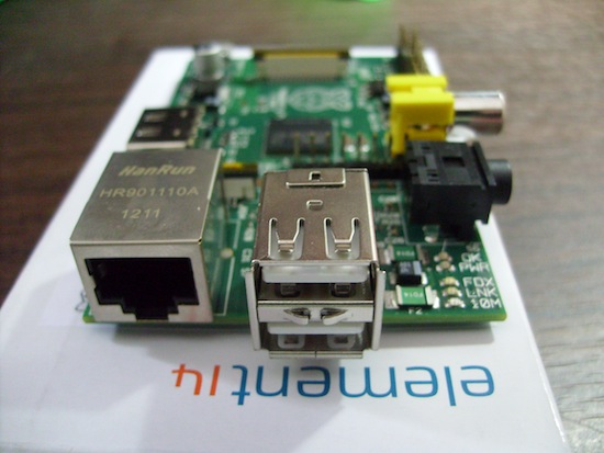 Raspberry Pi Side 1