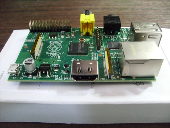 Raspberry Pi Side 2