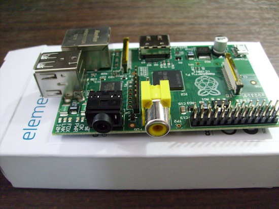 Raspberry Pi Side 3