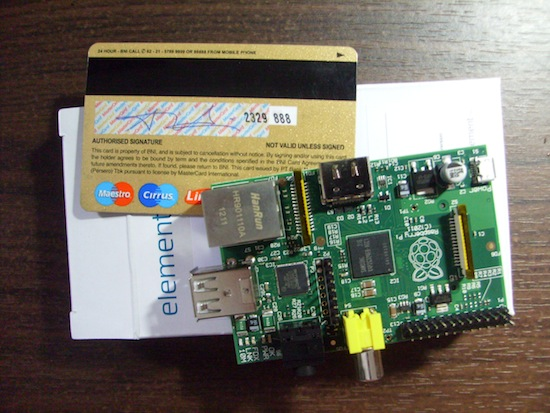 Raspberry Pi Side 5